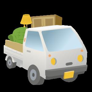 遺品整理 トラック 巡回回収